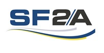 Logotype Service Ferroviaire d'Annonce d'Aquitaine – SF2A